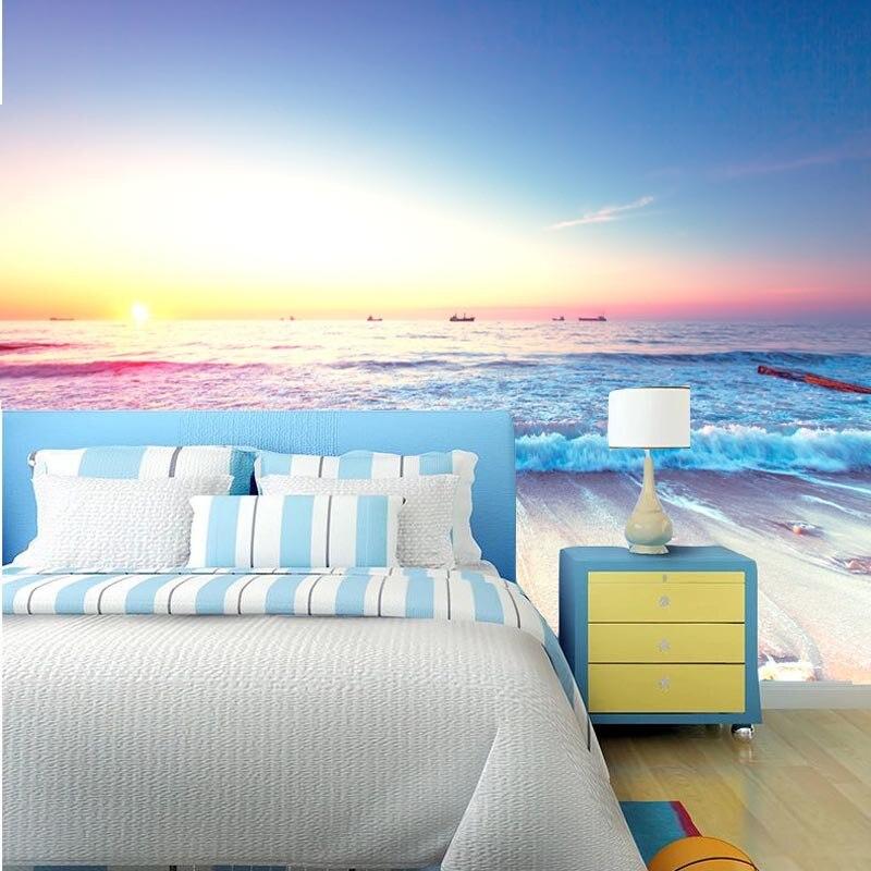 Beach Bedroom Wallpaper - ✓ HD Wallpapers Blog