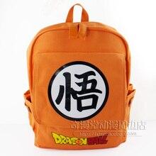 Anime Dragon Ball Cosplay popular Japonesa de dibujos animados estudiante mochila hombres y mujeres hombro bolsa de regalo de cumpleaños