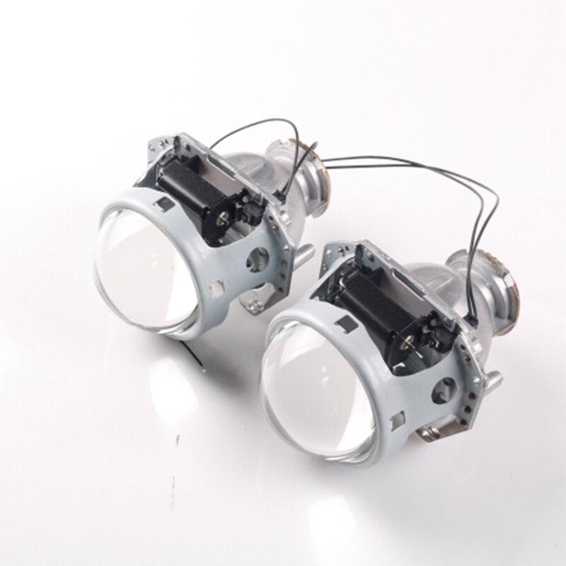 SANVI 3 inch Projector Lens Conversion Kits Hella 5 Projector Lens without bulbs 2pcs kits