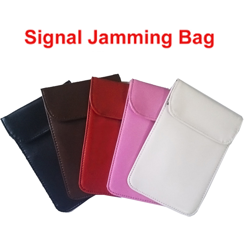 Anti-Scan Card Sleeve Bag For 5