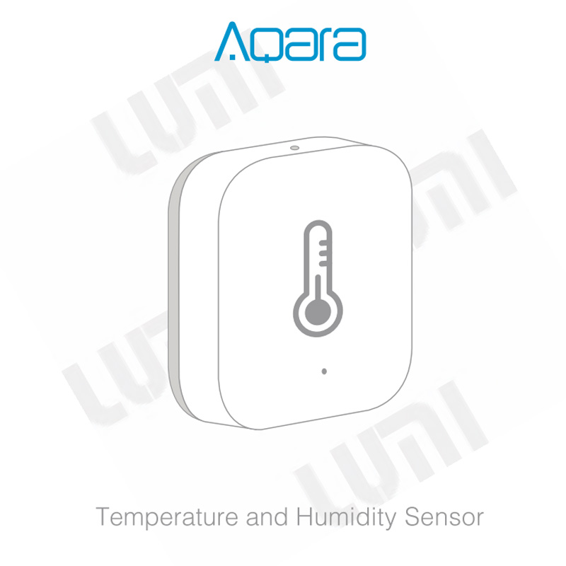 Xiaomi aqara temperatura inteligente sensor de ambiente