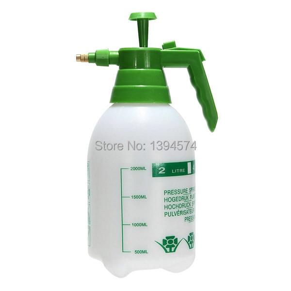 Weed Killer Spray Bottle Pump Chemical Pressure Mister Sprayer For Garden Free Shipping