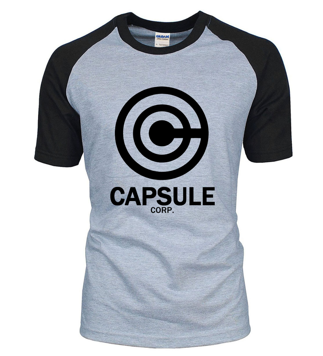 DRAGON BALL Z Capsule corp t-shirt