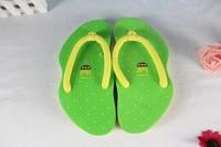 Для женщин пляжные на низком каблуке Шлёпанцы для женщин домашняя повседневная обувь женские шлепанцы Сандалии для девочек Ванная комната ...