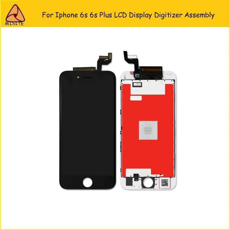 2Pcs/Lot AAA+Tested OEM i6s i 6s LCD Screen For iPhone 6s 4.7''LCD Display Assembly with 3D Function Touch Screen Replacement image