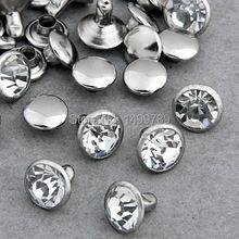 Silver Nailhead Spots Hot