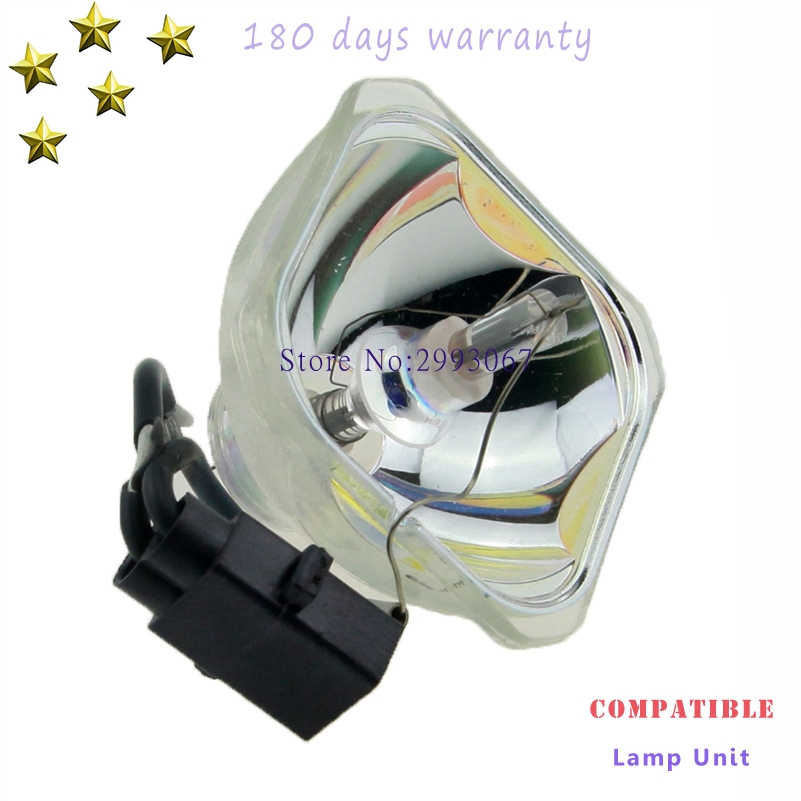 High quality ELPLP67 V13H010L67 Replacement Projector Bare Lamp for Epson EX7210 1261W VS210 VS310 EB-W12 EX3210 EX3212 H428A new projector lamp module elplp67 v13h010l67 for vs 210 vs 310 vs315w eb x15 eh tw480 projector