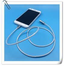 2015 New Certificated Micro Data Sync Mobile Phone Cable Charging USB Cables Gadget Wire For Android