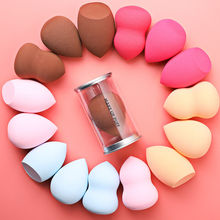 1Pcs Makeup Sponge Puff Egg Face Foundation Concealer Cosmetic Powder Make Up Blender Blending Sponge Tools Accessories(China)