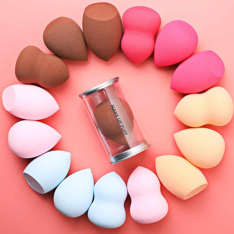 1Pcs Makeup Sponge Puff Egg Face Foundation Concealer Cosmetic Powder Make Up Blender Blending Sponge Tools Accessories