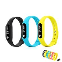 Smartband C6 Bluetooth Smart Band Bracelet Bangle Heart Rate Passometer Fitness IP67 Waterproof Wristband Watch For
