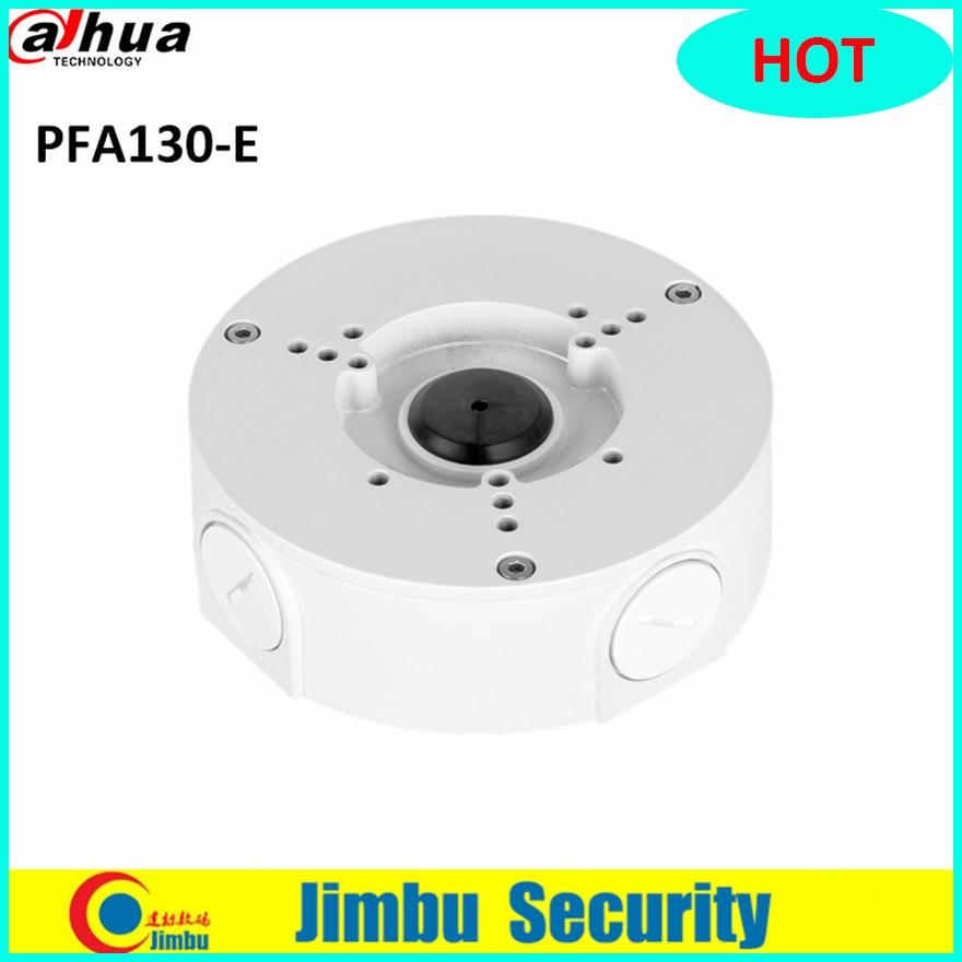 dome wall mount Dahua Water-proof Junction Box Neat & Integrated design Aluminum IP66 junction box camera bracket PFA130-E dahua junction box pfa131