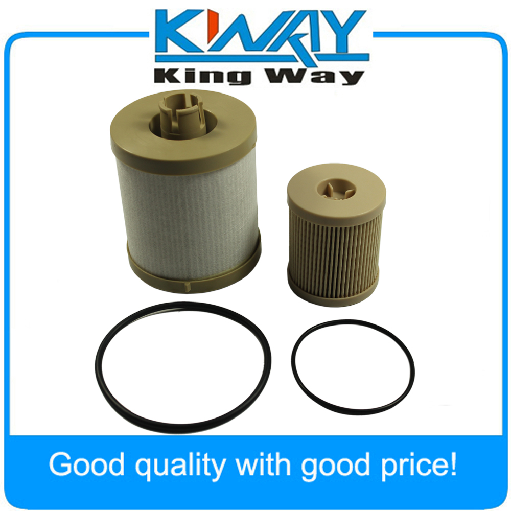 Diesel Oil Filter Fuel Fits For Ford Powerstroke 2003 2007 2006 F350 60l Fl2016 Fd4604 In Filters From Automobiles Motorcycles On