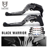 For Yamaha YZF R1 2004 2005 2006 2007 2008 Motorcycle Accessories For YZF R1 Adjustable Folding Extendable Brake Clutch Levers