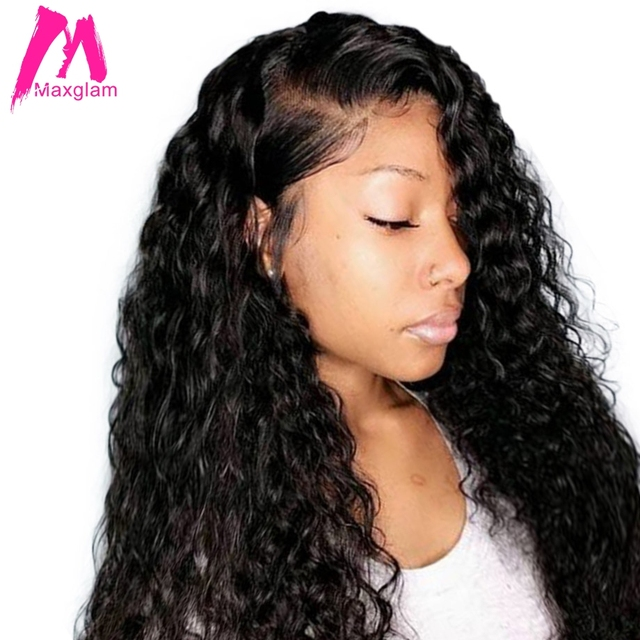 Maxglam Lace Wig For Afro American Full Lace