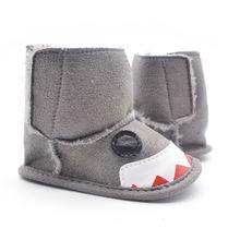 Новое поступление 2015 новых детская обувь, Prewalker девочку зимние ботинки, Детские Prewalker малыша bebe Sapatos