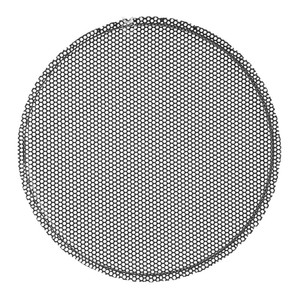 Image 4 - 1 זוג רב אפשרויות עגול רמקול גריל רשת נטו רמקול מגן כיסוי 4/5/6.5/8 /10 אינץ רמקול כיסוי