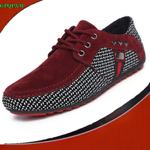 2019 New fashion Men Flats Light Breathable Shoes Flat Shoes Casual Men Loafers Moccasins Man Sneakers Peas Shoes Zapatos Hombre