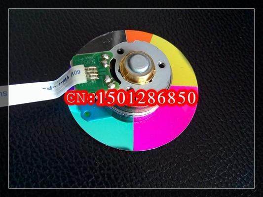 Nouvelle roue de couleur de projecteur dorigine pour roue de couleur de projecteur Benq Mp771 Mp723 Mp730Nouvelle roue de couleur de projecteur dorigine pour roue de couleur de projecteur Benq Mp771 Mp723 Mp730