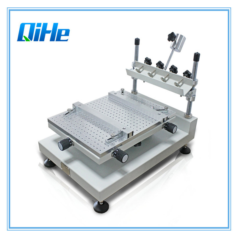 Factory Direct Low Price Small Screen Printing Machine SMT Stencil Solder Paste Printer Machine цена