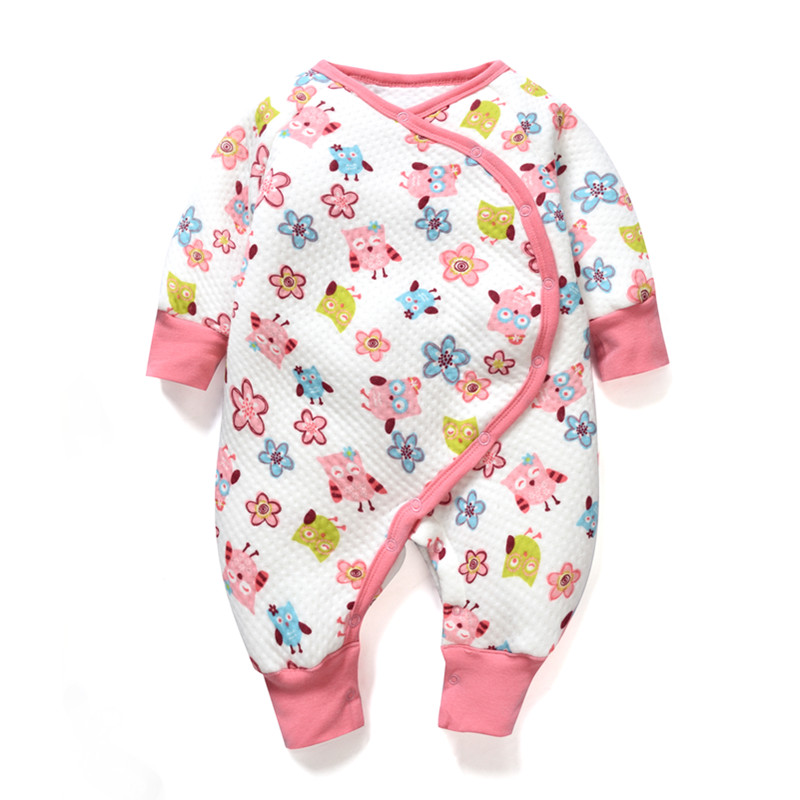 100% Zufriedenheitsgarantie Wählen Sie für echte schöne Schuhe Neugeborenes baby strampler frühjahr floral strampler baby ...