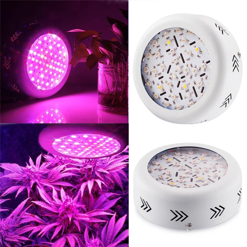 Oobest 360W 36LED Full Spectrum Plant Grow Light AC85-265V Growing Lamp For Indoor Plants Hydroponics System Grow lamp led grow light lamp for plants agriculture aquarium garden horticulture and hydroponics grow bloom 120w 85 265v high power
