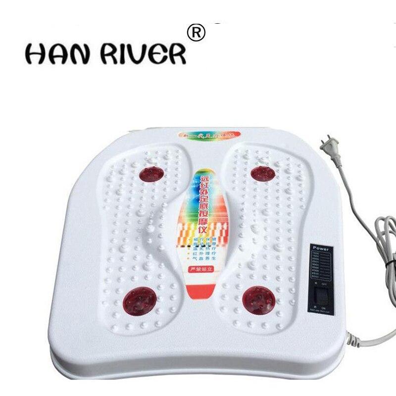 Foot massager massage foot massage instrument infrared heating machine multi-function massager цена