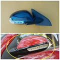 Geely Emgrand X7 EmgrarandX7 EX7 SUV,Car rearview mirror assembly