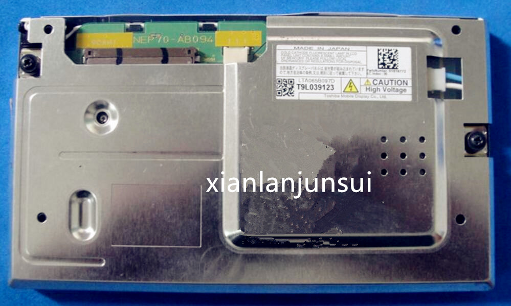 6.5 -inch LTA065B097D LCD screen6.5 -inch LTA065B097D LCD screen