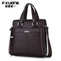 2014 New Men S Handbag Genuine Leather Luxury Brand Men Business Briefcase Handbags Messenger Bags High