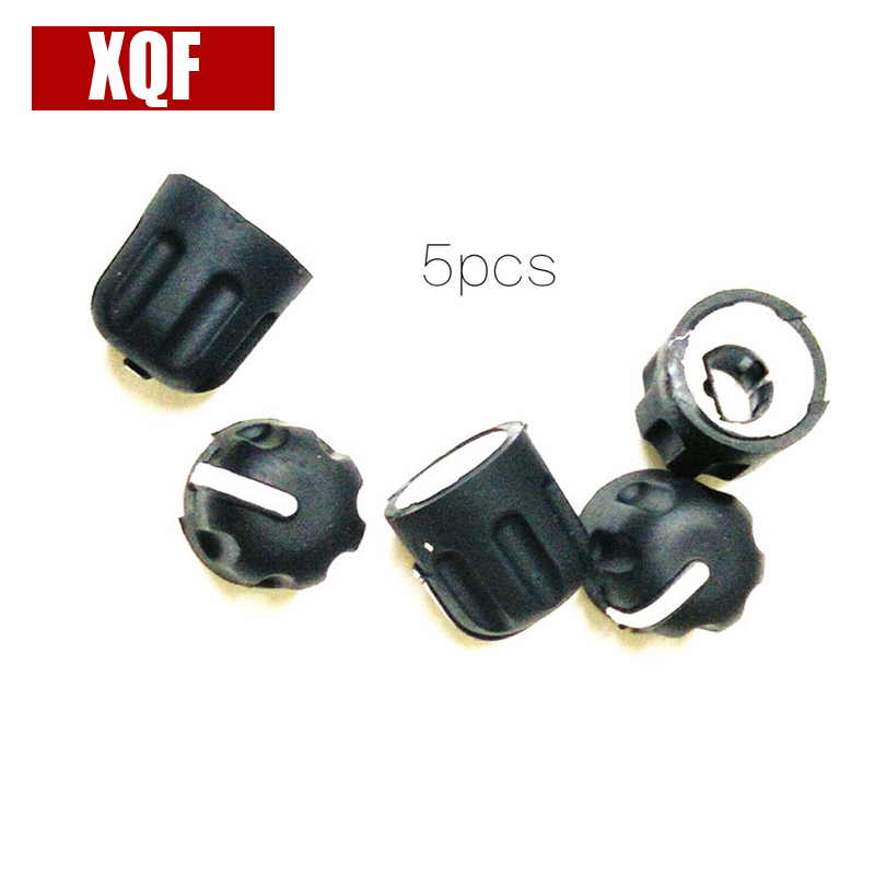 XQF Original Power Switch Rotary Knob Cap For Motorola CP1200 CP1300 CP1660 Radio Accessories Walkie Talkie