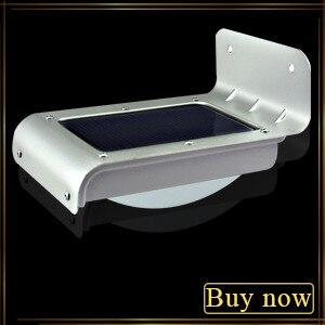pir movimento sensor solar led luzes de