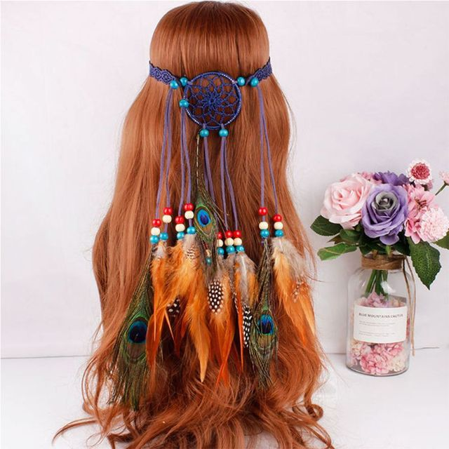 Bohemian Women's Dream-catcher Headband
