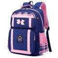 Водонепроницаемый детский школьный рюкзак для девочек, ортопедический детский школьный рюкзак, сумка для книг с принтом, школьный рюкзак, ...