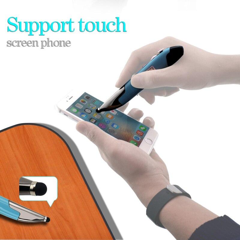2.4G անլար Touch գրիչ մկնիկի ստեղնաշար Combo - Համակարգչային արտաքին սարքեր - Լուսանկար 5