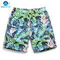 GL Марка Высокое Качество Лето Мужская Совета Шорты Плюс Размер Мужчины Пляжные Шорты Мужчины Печатные Quick Dry Boardshorts S-XXXL