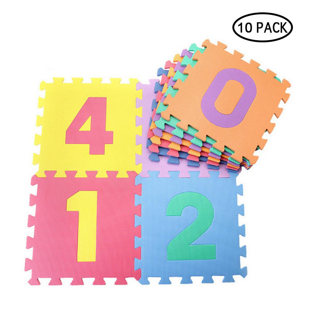 Foam Puzzle Mat Numbers And Alphabet