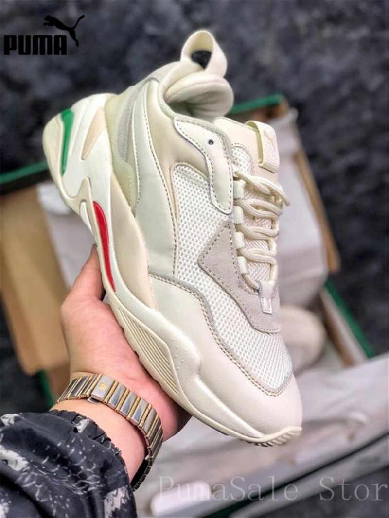 ... PUMA Mens Thunder Desert Sneakers Men Women Sports Shoes 367516-12  Badminton Shoes Thunder Spectra ... 7836389db
