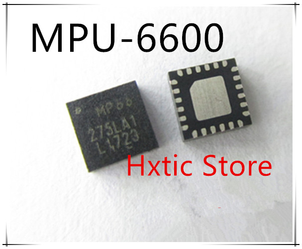 NEW 5PCS/LOT  MPU-6600 MPU6600 MP66 QFN-24  IC