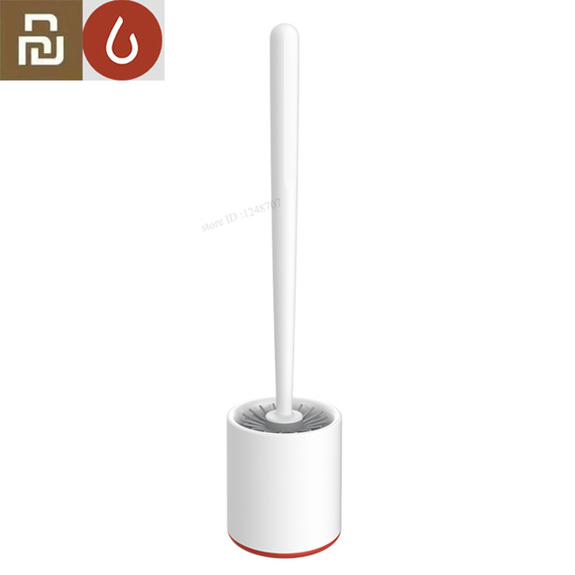Напольный набор Youpin YJ с основанием, длинная щетка для чистки туалета, аксессуары для туалета