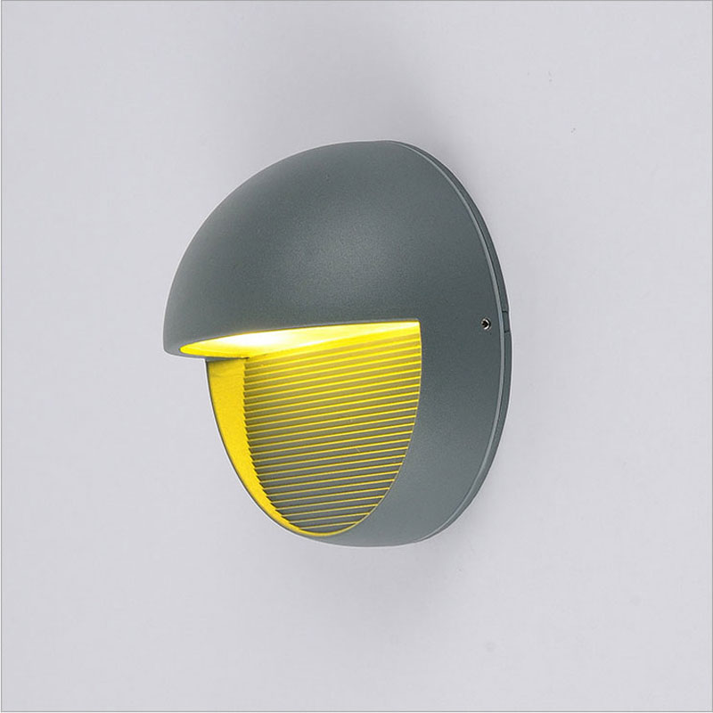 Modern outdoor wall lamp balcony fence wall sconce villa chamber community garden lights WKS-OWL041