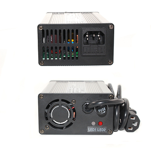 Image 5 - 58.8V 2A 충전기 58.8V 리튬 이온 배터리 충전기 14S 51.8V Lipo/LiMn2O4/LiCoO2 배터리 팩 완전 자동 충전