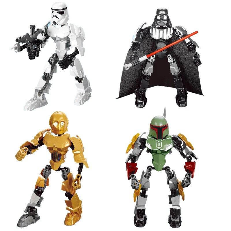 Star Wars Last Jedi Darth Vader Bob Buffett Clone Trooper