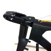 Di2 700c Carbon TT Frame Timetrial Carbon Frame Triathlon Frame New Design Bicycle Carbon Frame Aerodynamic