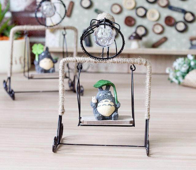 My Neighbour Totoro Home Nightlight Grocery Crafts Gifts Totoro for Decoration (2 Styles)