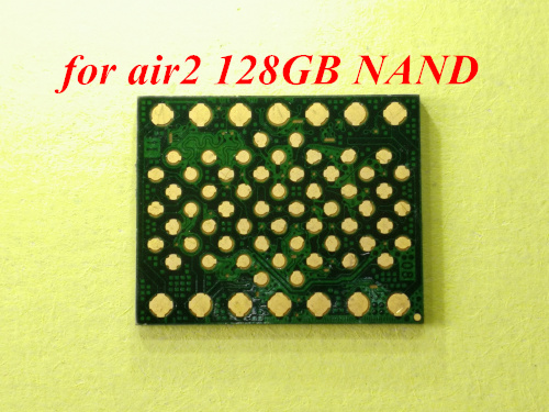 New for ipad 6 Air 2 Air2 128GB Hard disk NAND flash memory chip HHD Programmed ...