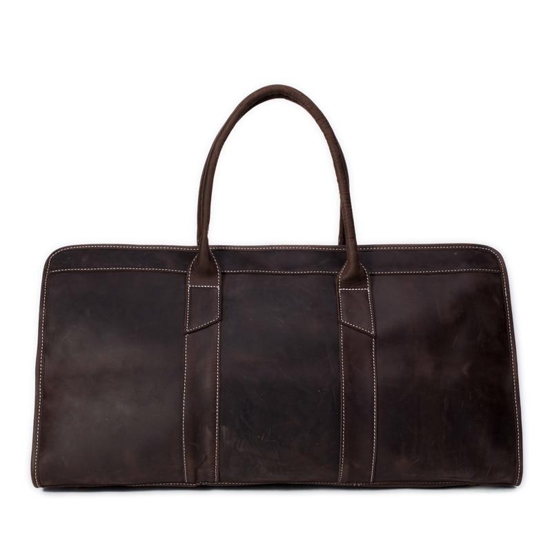 ROCKCOW Μεγάλη χωρητικότητα μόδας γνήσια - Τσάντες αποσκευών και ταξιδιού - Φωτογραφία 2