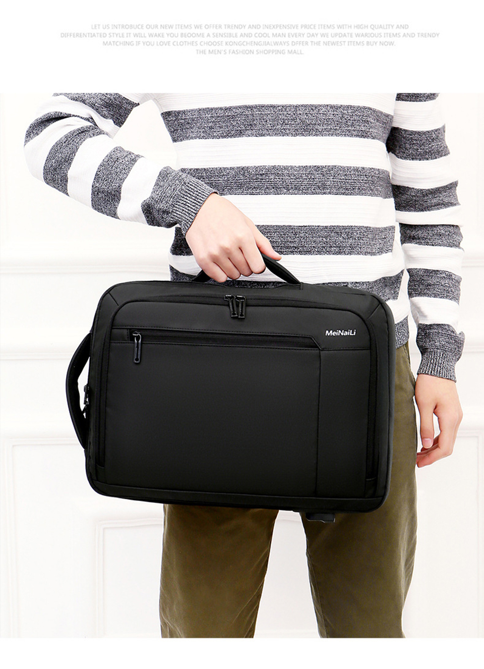 14 Multifunction USB Backpack Man Bag 15.6inch Laptop Backpacks Travel Bags Large Capacity Luggage Backpacking Waterproof Notebook