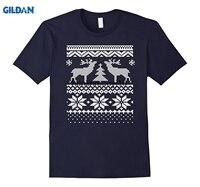GILDAN Ugly Sweater Christmas T Shirt
