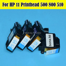 4 Color 100 High Quality Flatbed Printer Head For HP 11 HP11 Printhead C4810A C4811A C4813A